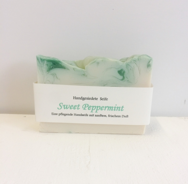 Duftseife sweet peppermint